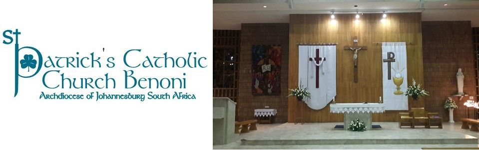 St Patrick's Catholic Church Benoni